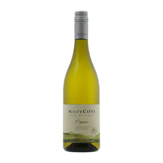 Misty Cove Organic Marlborough Sauv Blanc